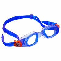 MOBY KID helles Glas Farbe blau/orange