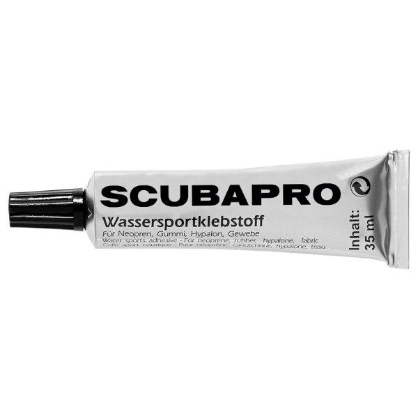 Scubapro neoprene adhesive, black, toluolfrei, 35g Tube