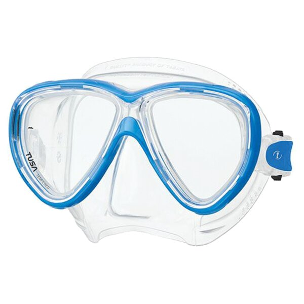 Freedom one Mask Farbe Fishtail Blue (FB)