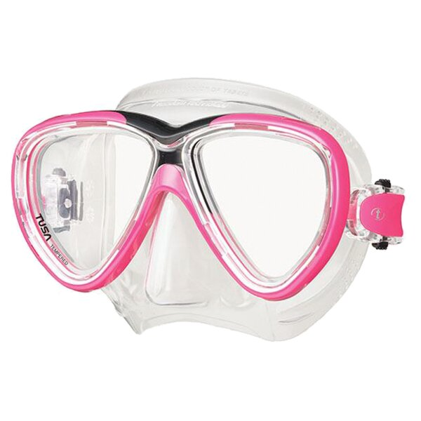 Freedom one Mask Farbe Hot Pink (HP)