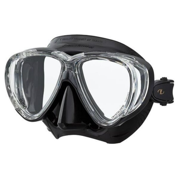 Freedom Quad Mask Farbe QB Black  (QB-BK)