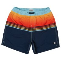 Shorts Fifty50 Faded LB 16 Farbe Orange Größe L
