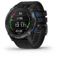 Garmin Descen MK2i im Luftintegrationsmodus