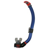 Air Silicone valve snorkel colour metallic blue